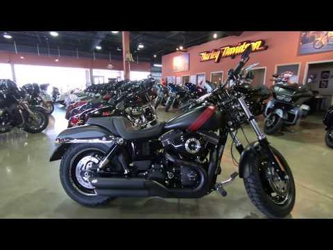 2014 Harley-Davidson Dyna Fat Bob FXDF103
