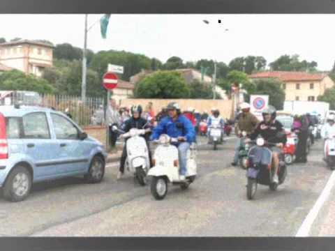 immagine di anteprima del video: 31-05-09 Raduno Vespa 2009