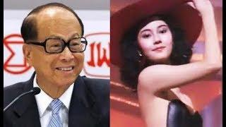 李嘉誠為她買冠軍,劉鑾雄、許晉亨為她離婚,她的「風流史」太豐富!