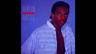 Hinton Battle - Untapped *1986* [FULL ALBUM]