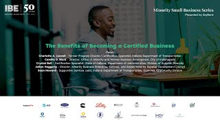 The Benefits of Becoming a Certified Business in Indiana