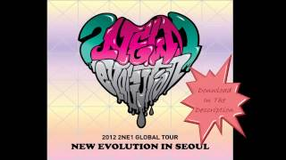 2NE1 - Let's Go Party (Live In Seoul) New Evolution