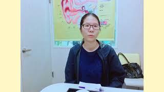 助聽器南區 高雄李小姐