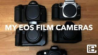 My EOS Film Cameras