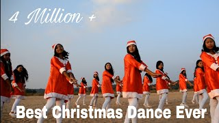 Best Christmas Dance Ever Garo Christmas Song (Official) Christmas Sal, Fr. Jimberth & Team