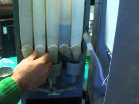 istruzioni  di  montaggio  distributore  automatico  bevande  calde