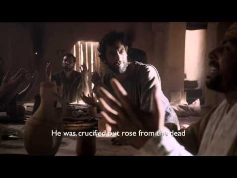Pinse – disciplene modtager Helligånden