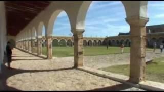preview picture of video 'Izamal - Niedziela Palmowa'