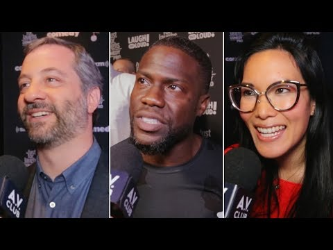 What makes Kevin Hart, Judd Apatow, Ali Wong and other comedians laugh?