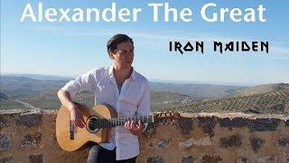 Alexander The Great (IRON MAIDEN) Acoustic - Thomas Zwijsen