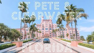 Things To See And Do In St Pete and Clearwater Beach, Florida