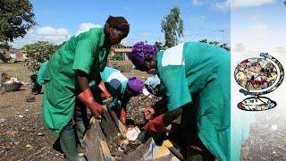 A Pioneering Environmental Project In Burkina Faso