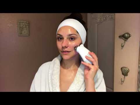 Apple review facial mask