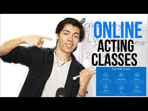 Online Acting Classes Learn Acting ONLINE