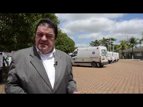 DR. NEIDSON PARTICIPA DA INAUGURAÇÃO DA ALA MASCULINA DA PSIQUIATRIA DO HOSPITAL DE BASE