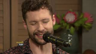 "Calum Scott Performs ""No matter what"""