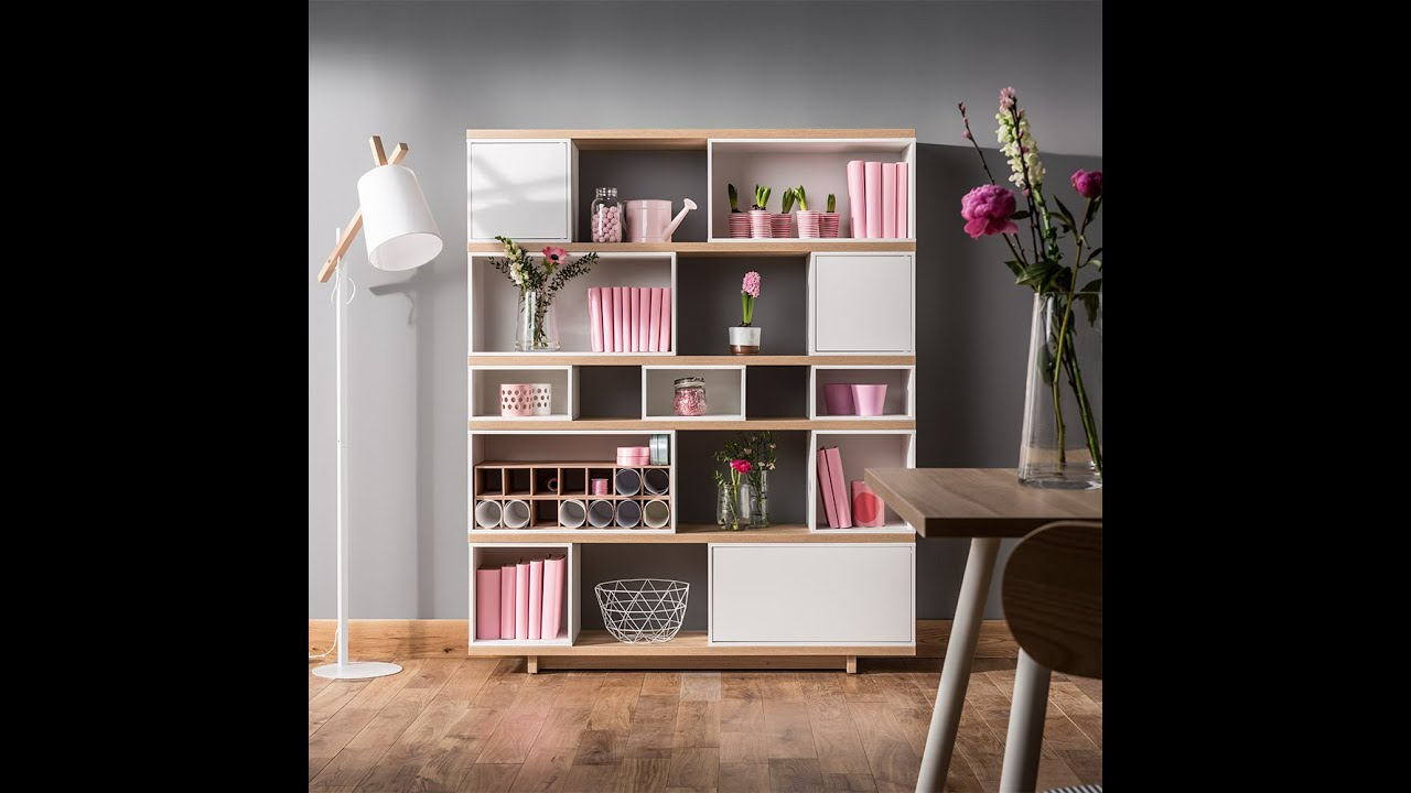 Vox Balance Modular Bookcase