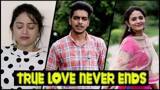 TRUE LOVE NEVER ENDS    Rachit Rojha