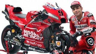 Peran Andrea Dovizioso Bagi Petrucci Mendongkrak Kemampuan Membalap Bersama Ducati