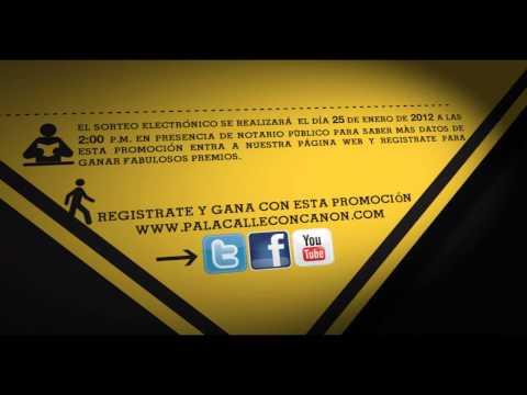 Comercial TV Promocion - Pa la Calle con Canon