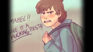 Dipper And Mabel (Pinecest)