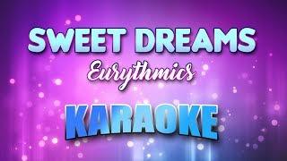 Sweet Dreams   Eurythmics (Karaoke Version With Lyrics)