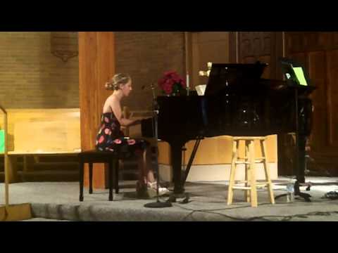 "Mallory Sings ""Vienna"" by Billy Joel"