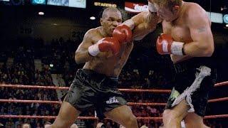 Бокс.  Майк Тайсон v Франсуа Бота. (комментирует Гендлин)  Mike Tyson v Francois Botha