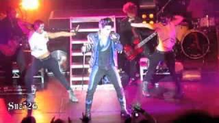 Adam Lambert Strut Los Angeles 121510 .m4v