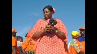 Wafuasi wa Jubilee Kilifi 'wamkaribisha' mbunge Aisha Jumwa katika chama