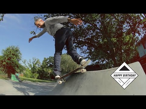 Happy Skateboard Birthday Ryan Clements