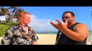 preview picture of video 'The Fishermen Of Waimanalo - A Visit With Kalani Kalima'
