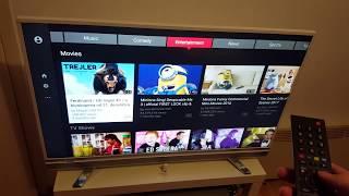 Smart TV Test - Grundig 662