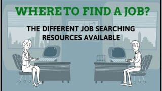 Job Hunting Tips - Searching For A Job - Finding A Job