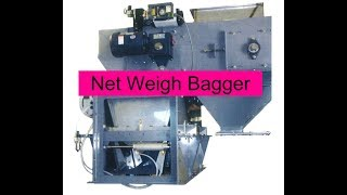 Inpak Systems | Express Scale | CM-780 Net Weigh Bagging Scale