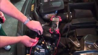 Test Mini Cooper S Fan Unit