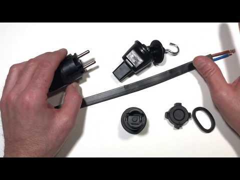 Comment assembler facilement une guirlande d'ampoules
