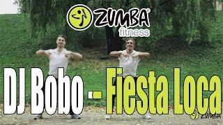 DJ Bobo – Fiesta Loca Zumba/зумба