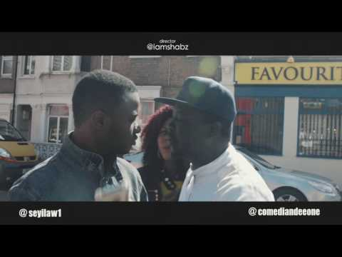 Issue (Comedy Skit) - Dee-One and Seyilaw