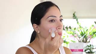 Lure Essentials Facial Cupping Video Tutorial for DIY Cupping