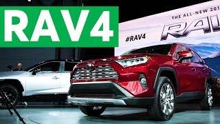 2018 New York Auto Show: 2019 Toyota RAV4 | Consumer Reports