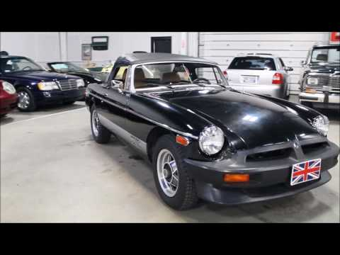 1980 MG MGB for Sale - CC-1000928