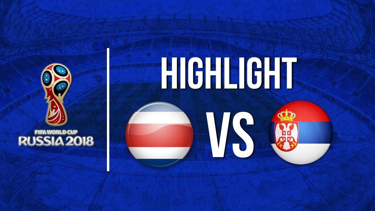 Laga Kontra Kosta Rika di Piala Dunia 2018, Aleksandar Kolarov Cetak Gol Kemenangan Serbia