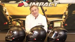 Impact Forced Air Helmets