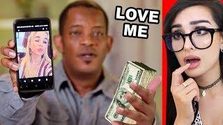 Guy Spends $40000 on FAKE Girlfriend