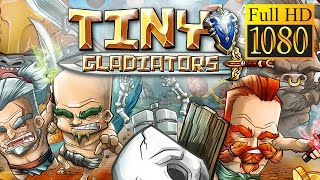 Tiny Gladiators Game Review 1080P Official Boombit Games Arcade