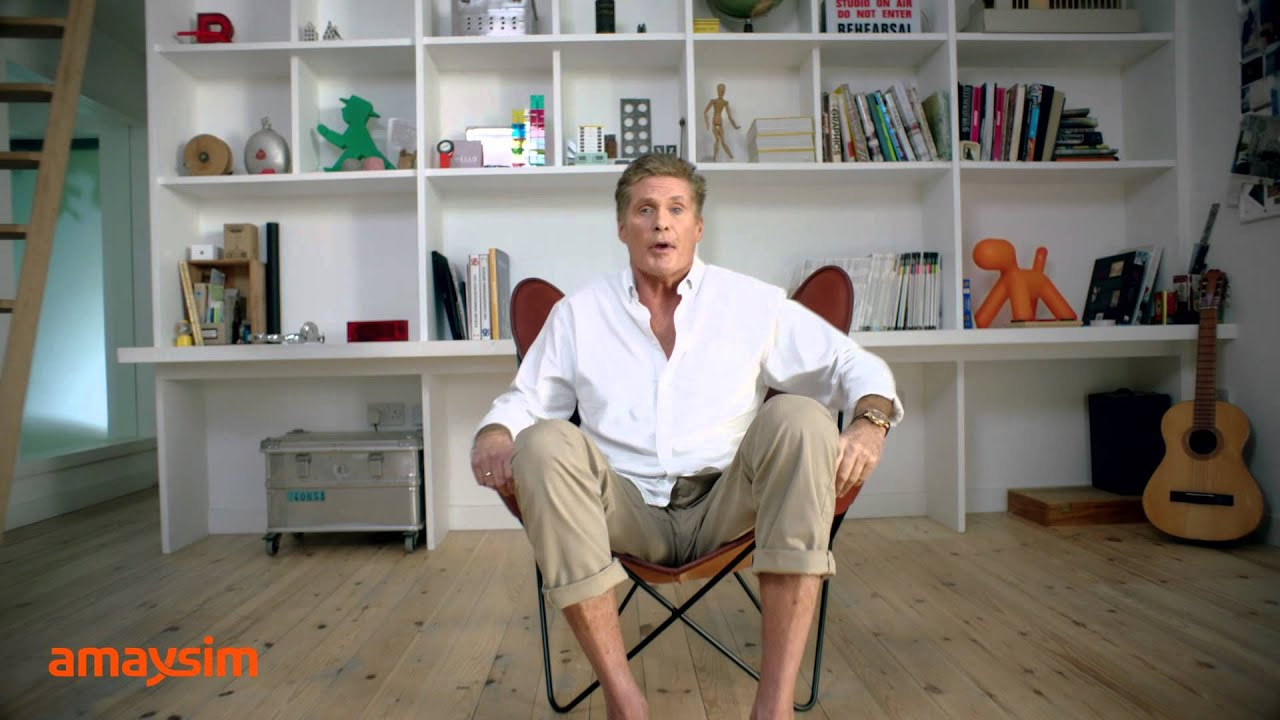 Thanks To One Aussie Telco, David Hasselhoff Is Now Just 'David Hoff'