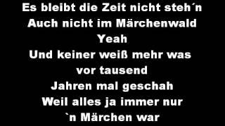 Roman Lochmann und Lara Krause Märchenwald lyrics