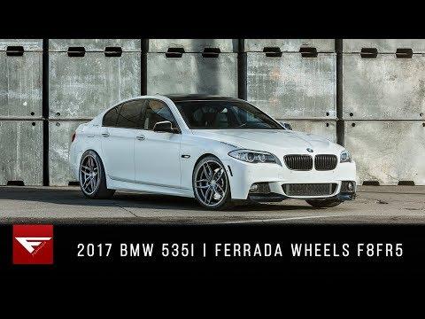 2017 BMW 535i | Ferrada Wheels F8FR5