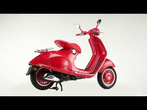 VESPA 946 RED OFFICIAL VIDEO – STILL LIFE